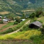 BHUTAN, Eastern Bhutan 10/2006Radhi-Phongme Valley: Cangmy-Yega©Josef Polleross